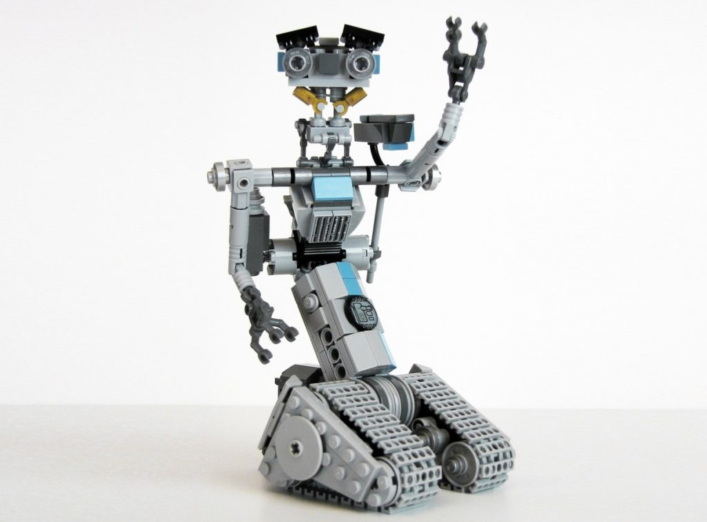 LEGO Ideas Johnny Five