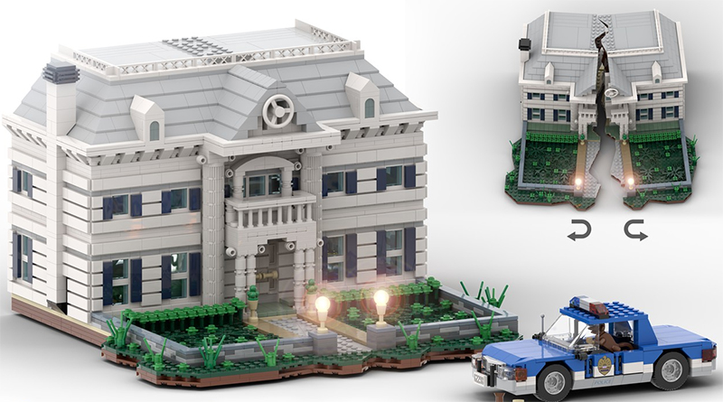 LEGO Ideas Jumanji Featured