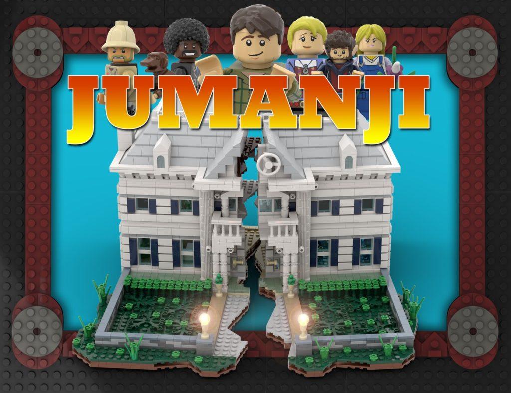 LEGO Ideas Jumanji