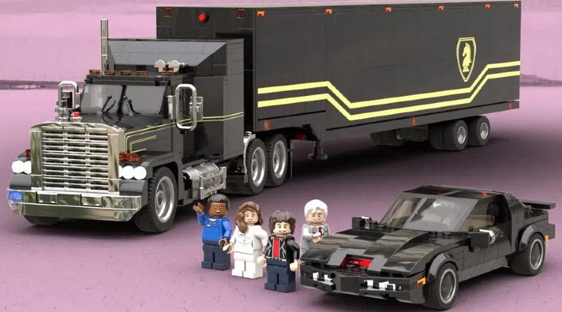 LEGO Ideas Knight Rider featured