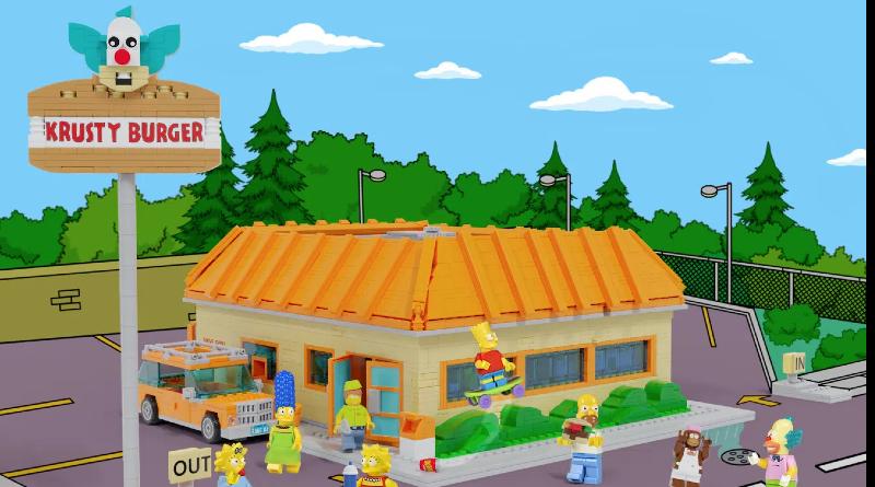 LEGO Ideas Krusty Burger Featured