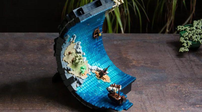 LEGO Ideas Land ahoy featured
