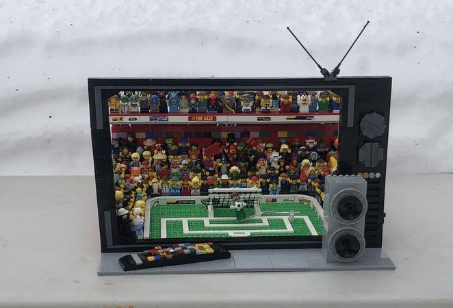 LEGO Ideas Manchester TV