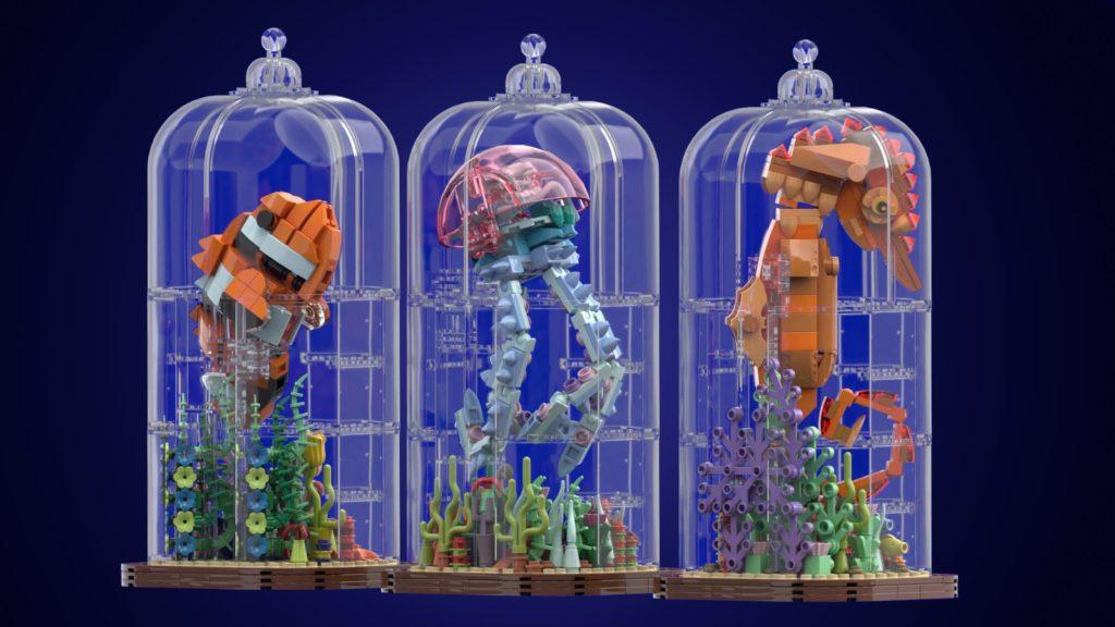 LEGO Ideas Marine Life 2