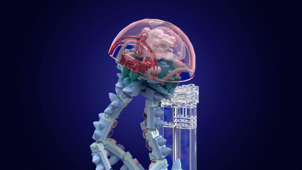 LEGO Ideas Marine Life 5