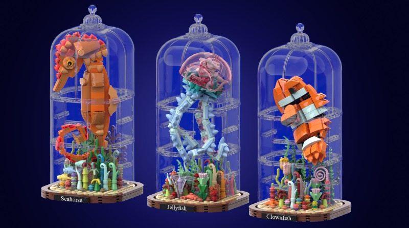LEGO Ideas Marine Life featured