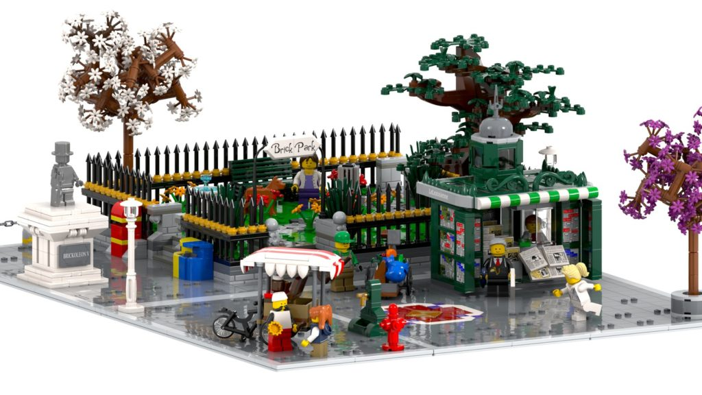 LEGO Ideas Modular Expansion Pack 1