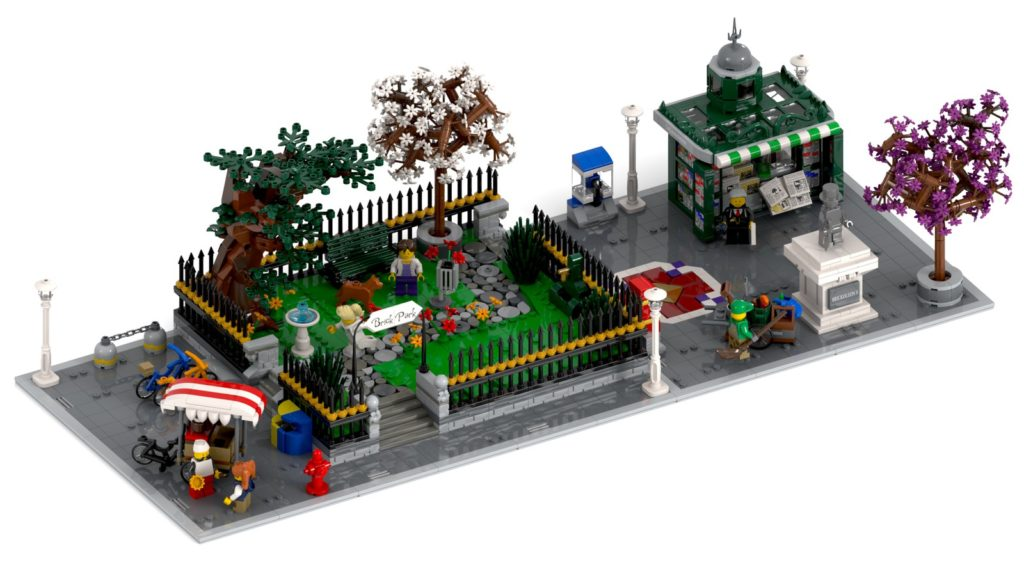LEGO Ideas Modular Expansion Pack 2
