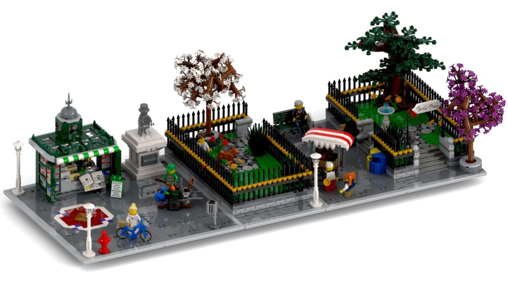 LEGO Ideas Modular Expansion Pack 3