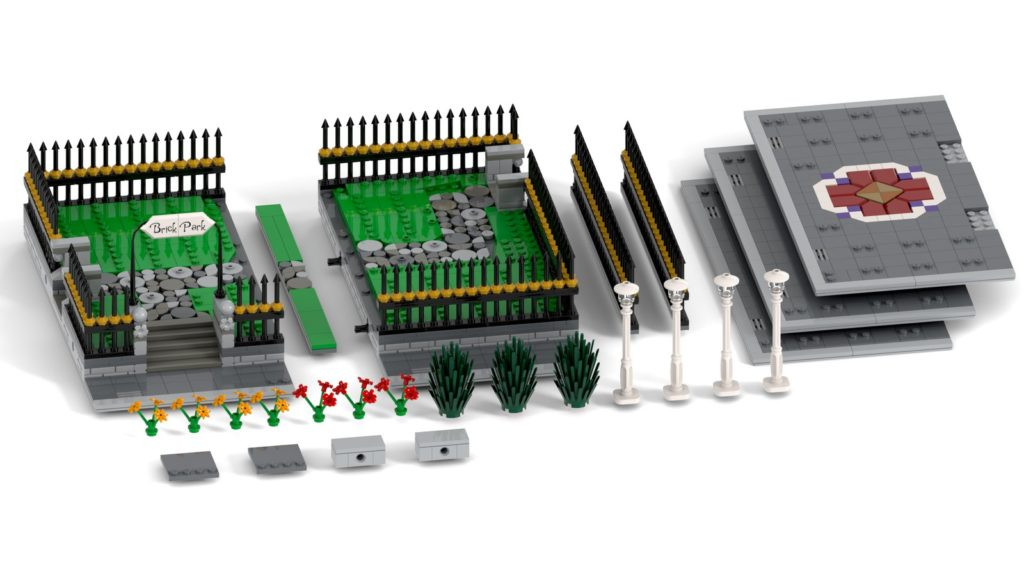 LEGO Ideas Modular Expansion Pack 4
