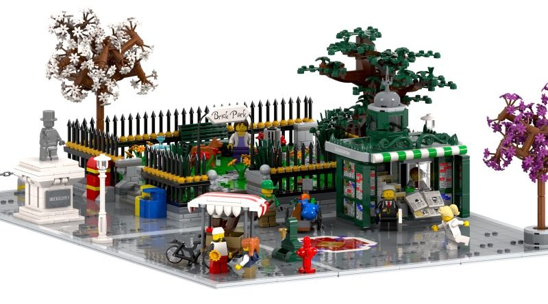 LEGO Ideas Modular Expansion Pack Featured 800x445