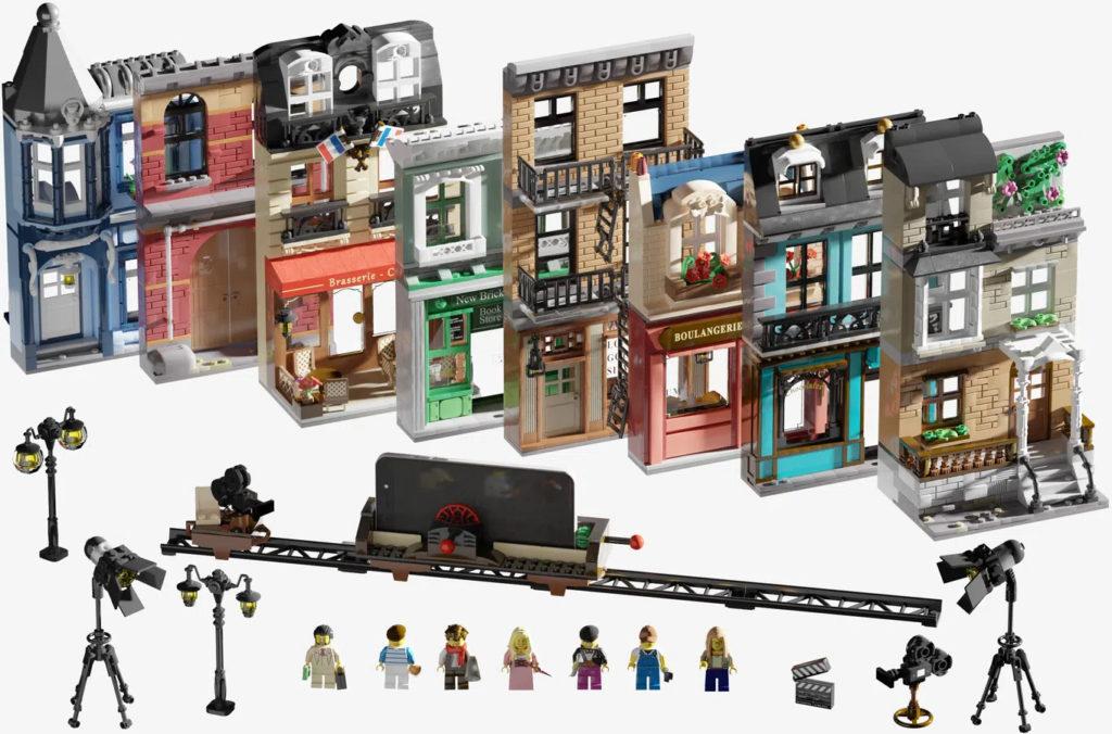 LEGO Ideas Movie Set 1