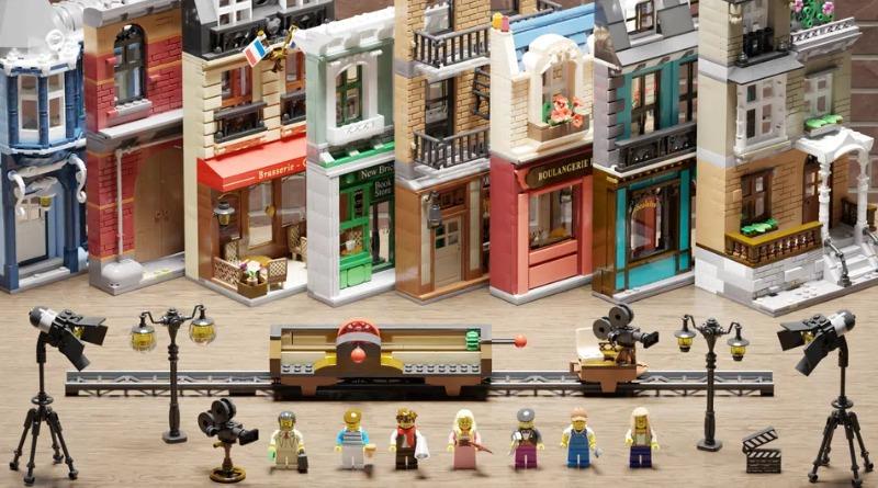 LEGO Ideas Movie Set FI