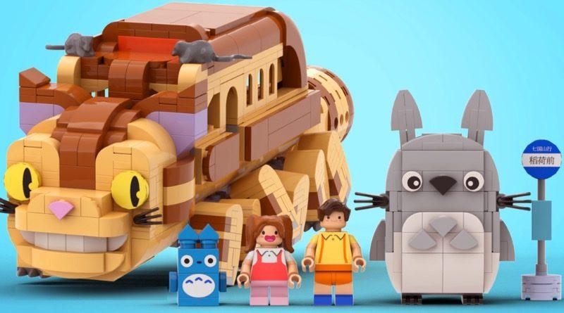 LEGO Ideas My LEGO Totoro featured