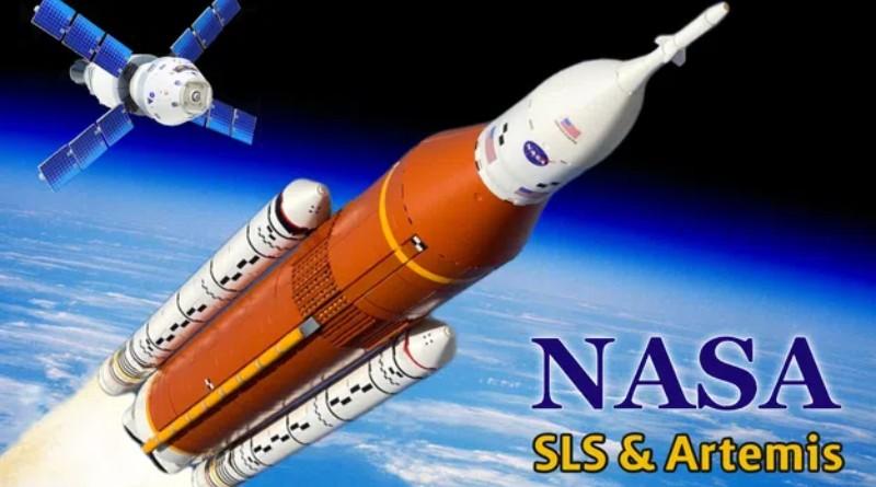 LEGO Ideas NASA SLS Artemis Featured