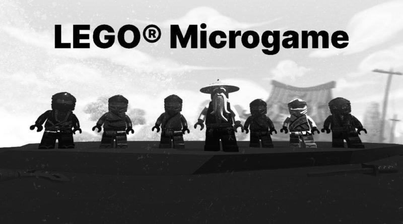 LEGO Ideas NINJAGO Unity microgame teaser featured
