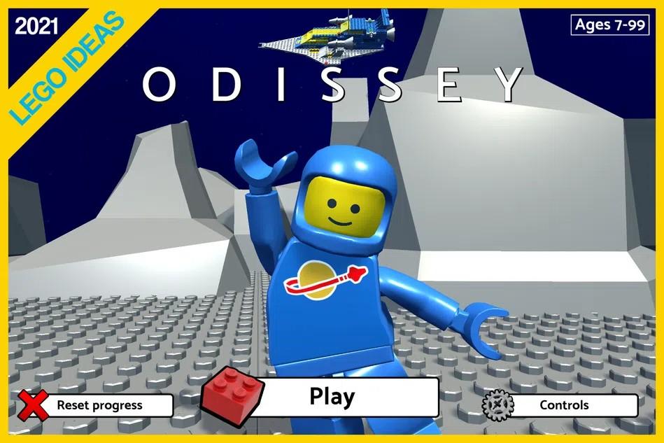 LEGO Ideas Odyssey