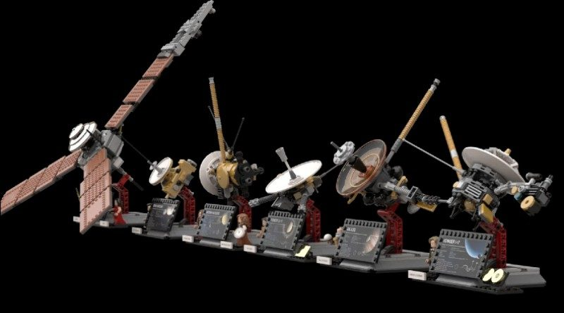 LEGO Ideas Outer Solar System Explorers featured