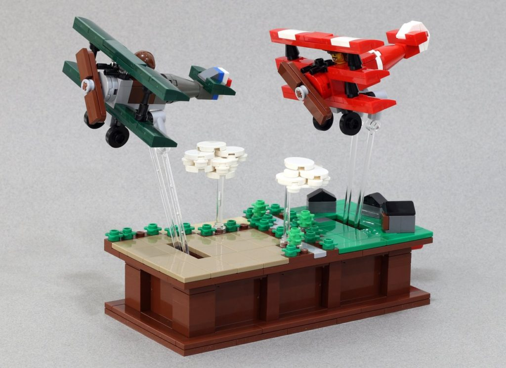 LEGO Ideas Pursuit Of Flight