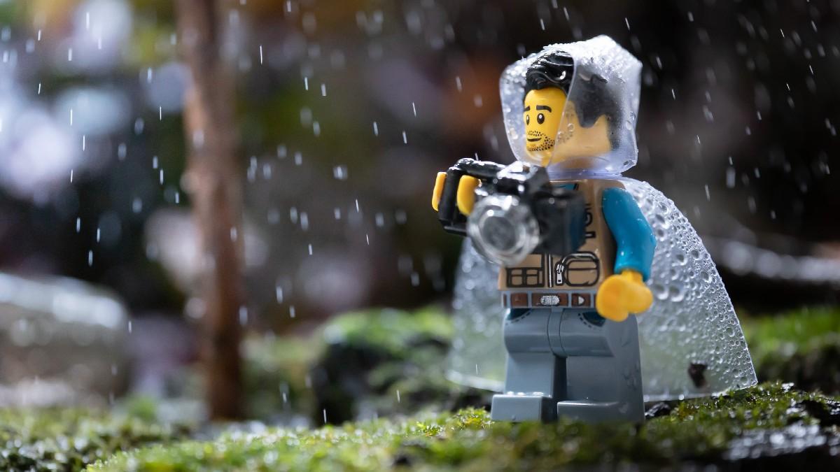 LEGO Ideas Rain Activity Four Bricks Tall Flickr Picture Featured