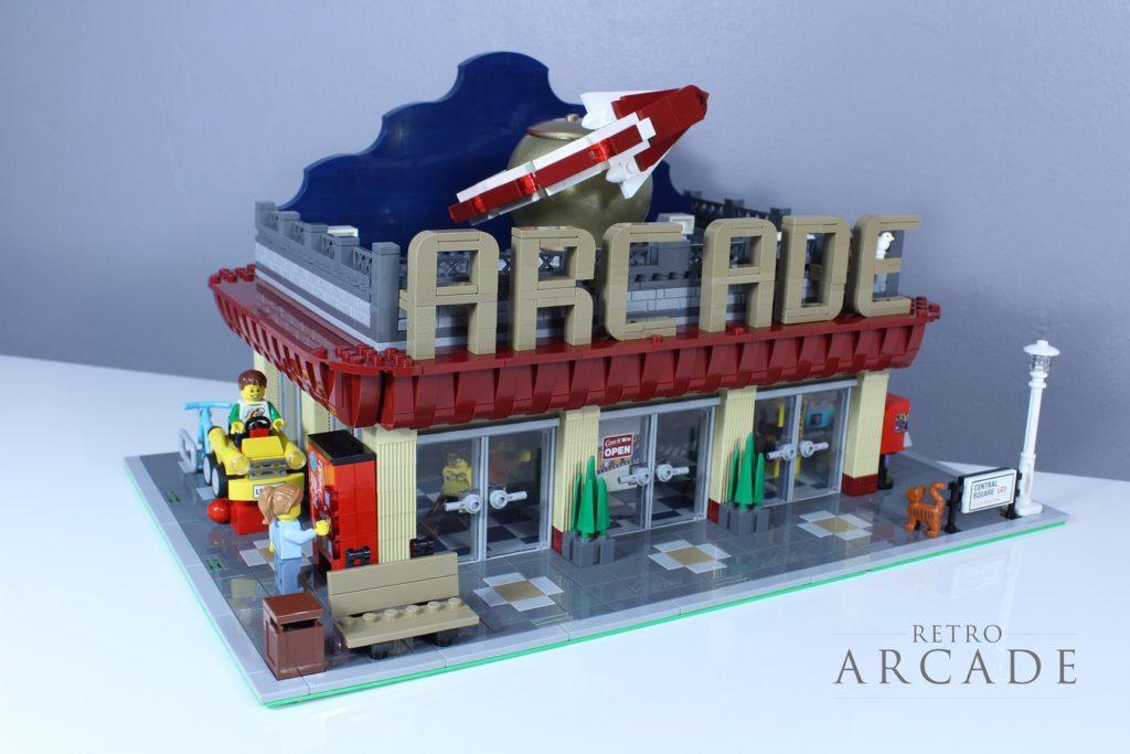 LEGO Ideas Retro Arcade 2