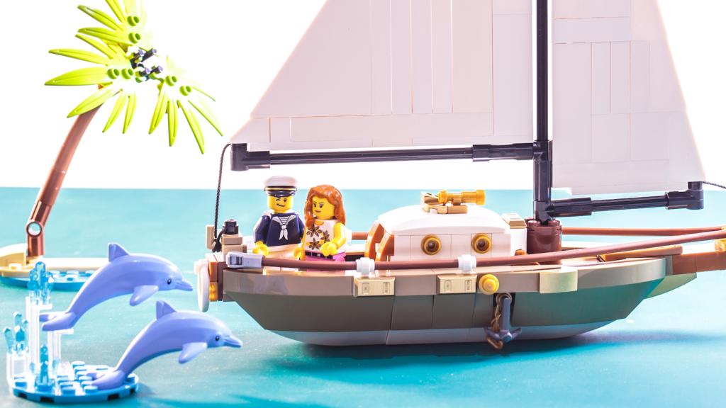 LEGO Ideas Sailing Ship Adventure 2