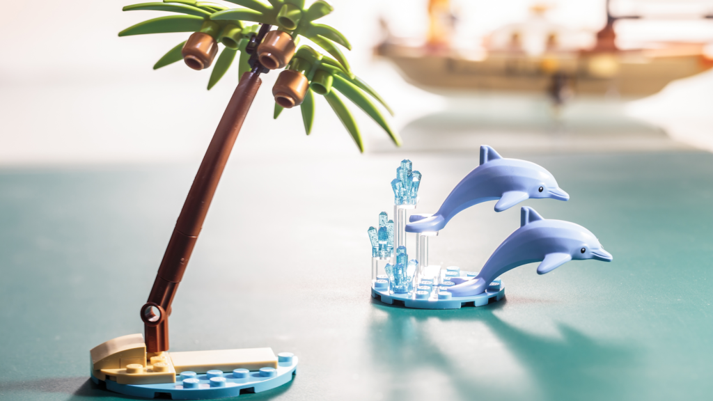 LEGO Ideas Sailing Ship Adventure 4