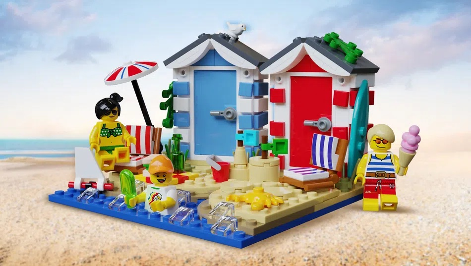 LEGO Ideas Seaside Memories