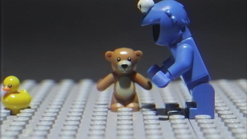 LEGO Ideas Sesame Street Cookie Monster Featured