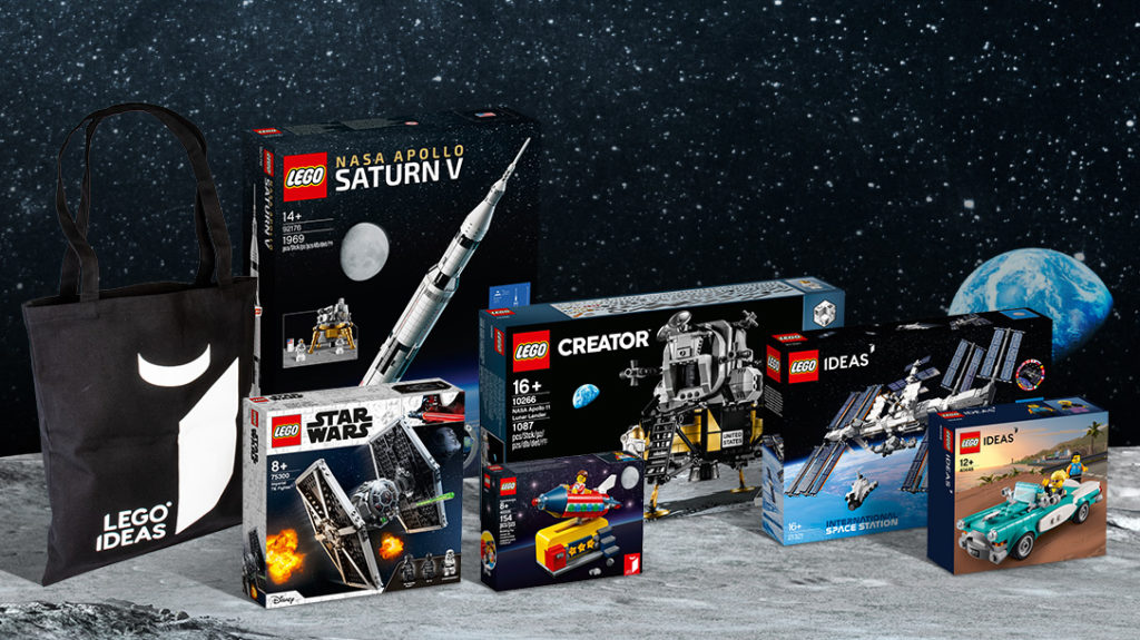 LEGO Ideas Space Contest 2