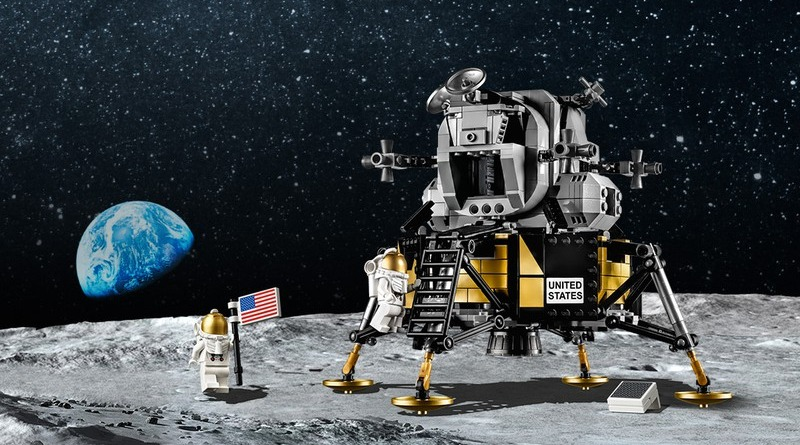 LEGO Ideas Space Contest Featured
