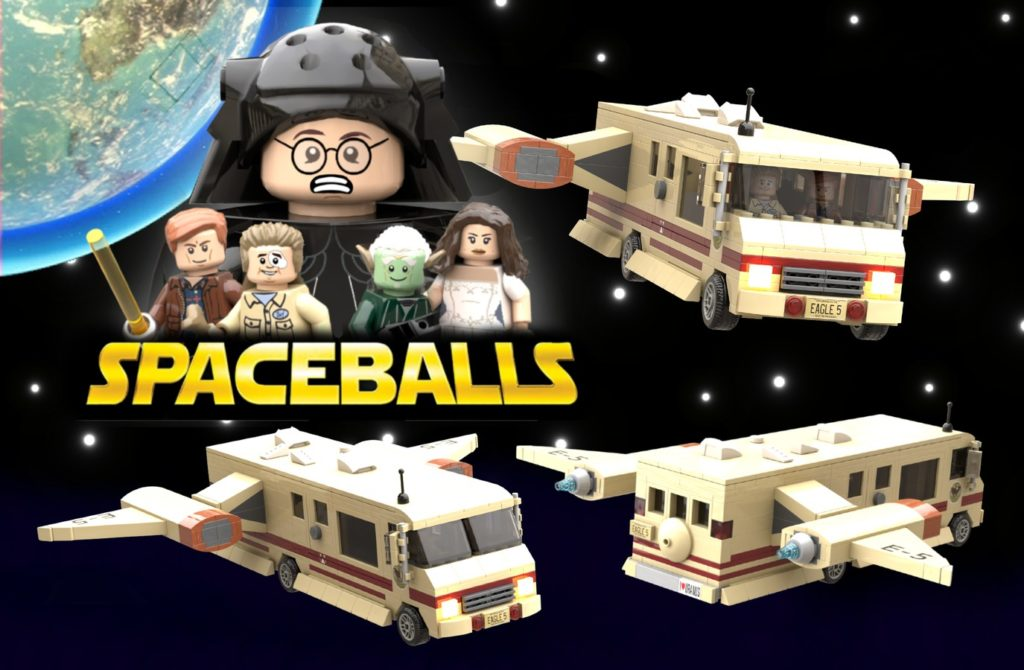 LEGO Ideas Spaceballs 1
