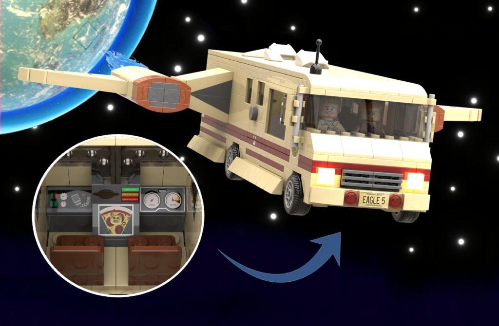 LEGO Ideas Spaceballs 2