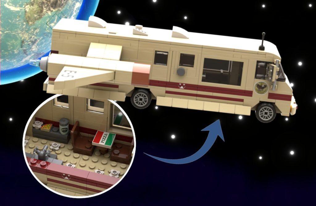 LEGO Ideas Spaceballs 3