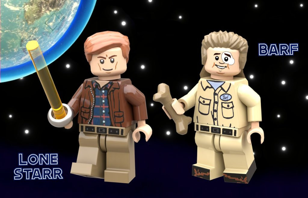 LEGO Ideas Spaceballs 4