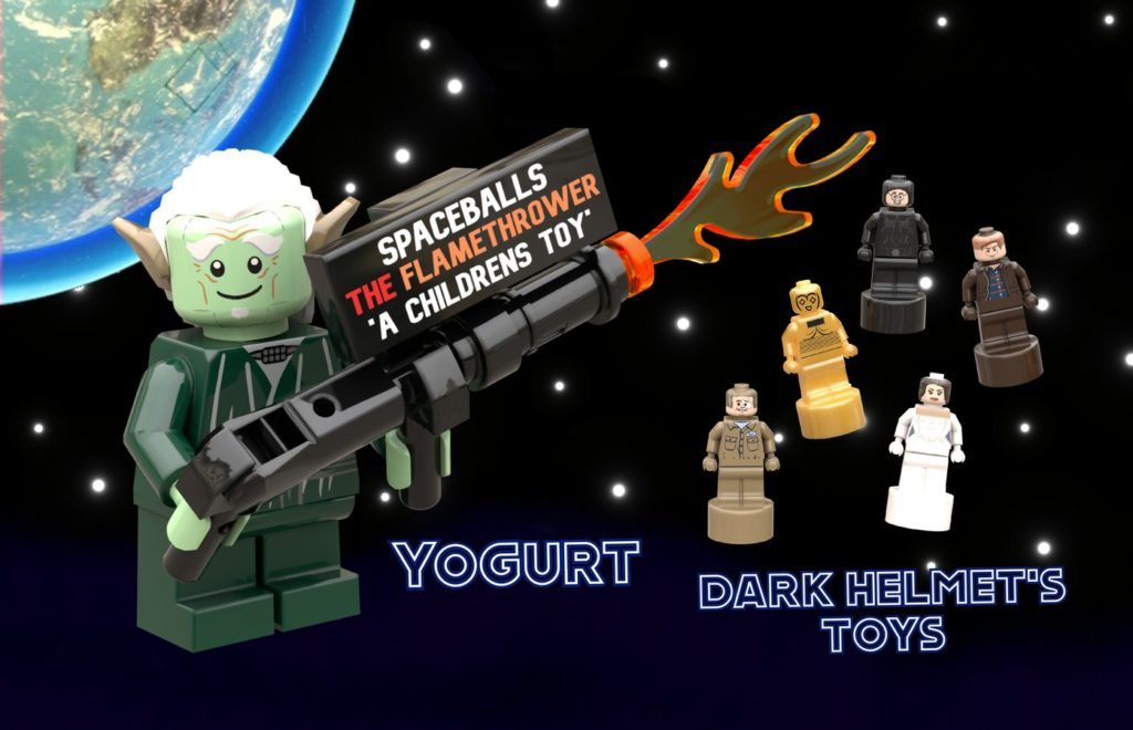 LEGO Ideas Spaceballs 5