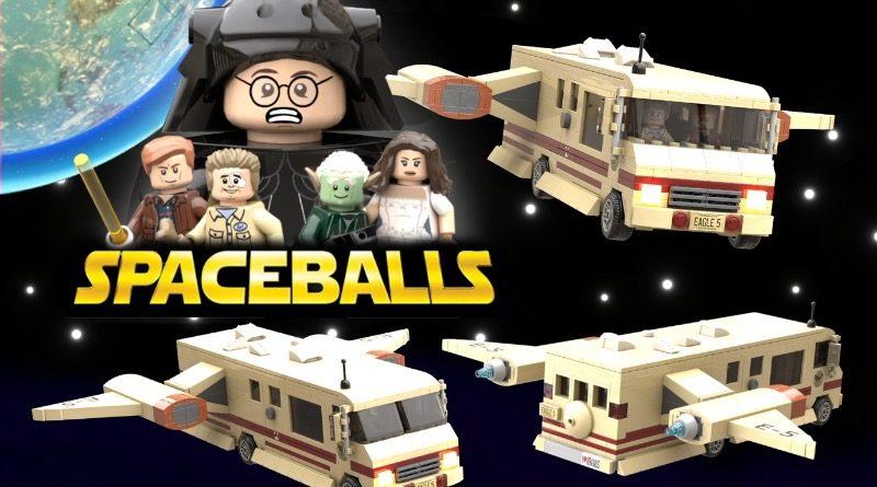 LEGO Ideas Spaceballs featured