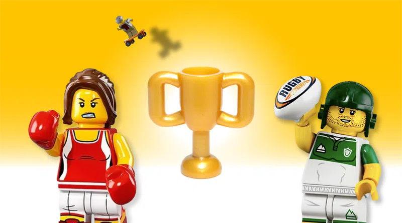 LEGO Ideas Sports contest featured