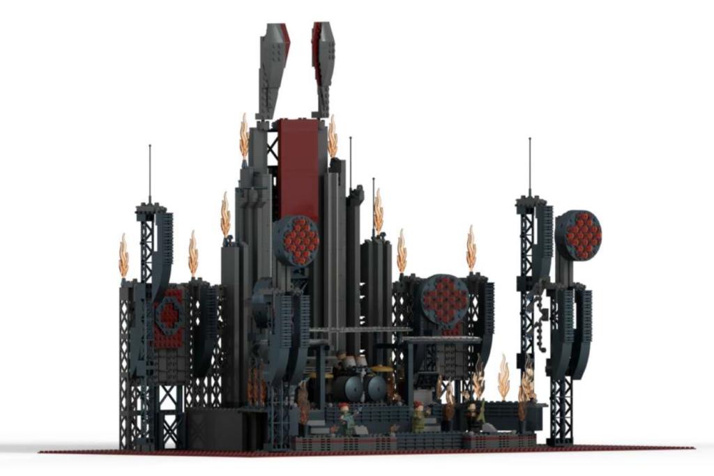 LEGO Ideas Stadium Tour 2