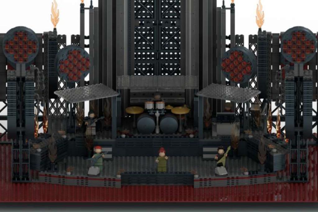LEGO Ideas Stadium Tour 3