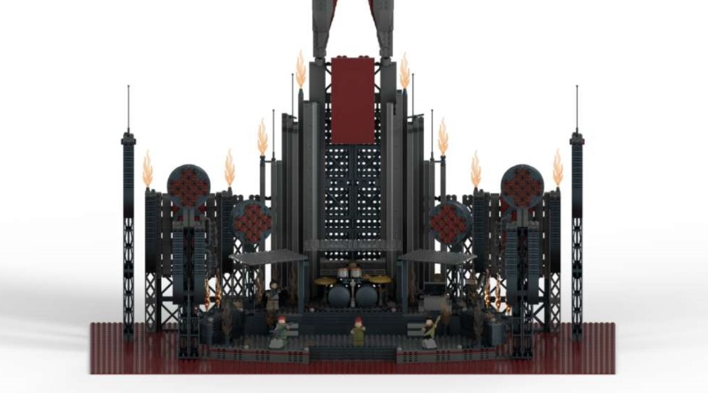 LEGO Ideas Stadium Tour Featured