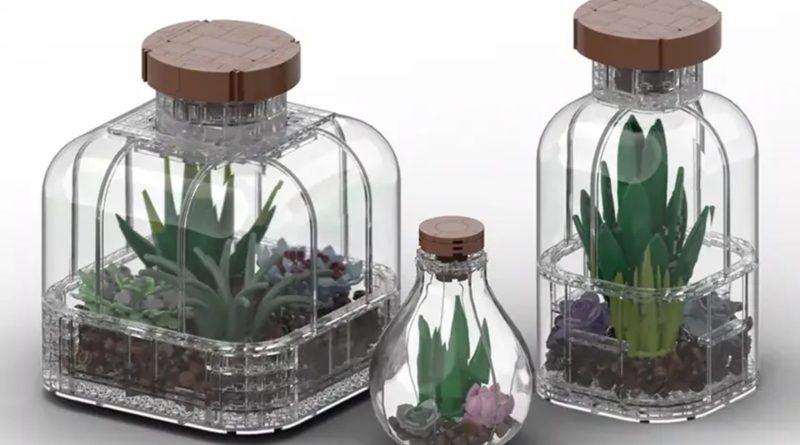 LEGO Ideas Terrarium featured