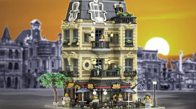 LEGO Ideas The Apartment featured