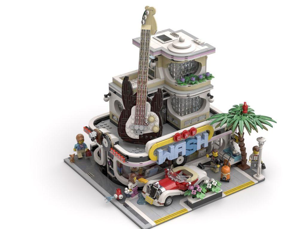 LEGO Ideas The Car Wash 1