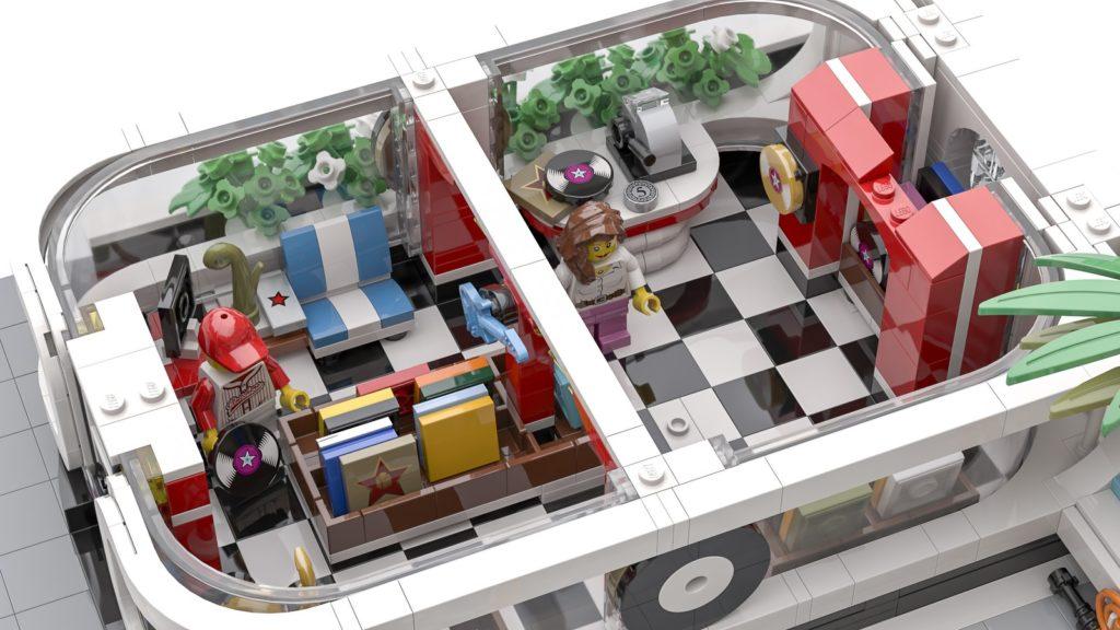 LEGO Ideas The Car Wash 4