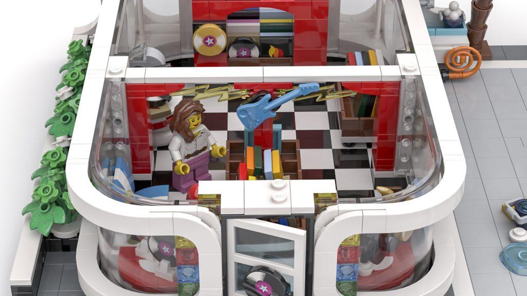 LEGO Ideas The Car Wash 6