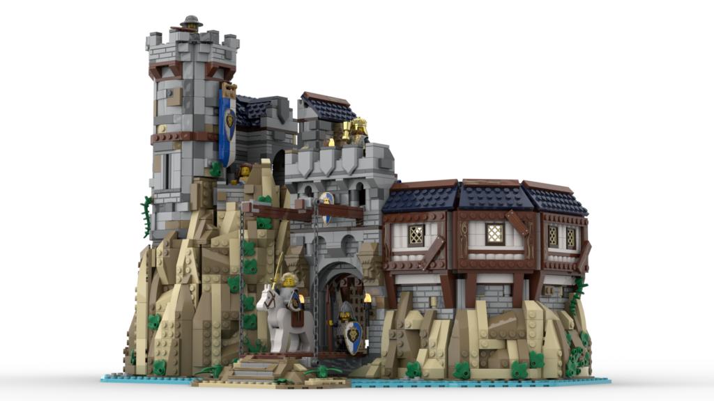 LEGO Ideas The Kings Castle 1