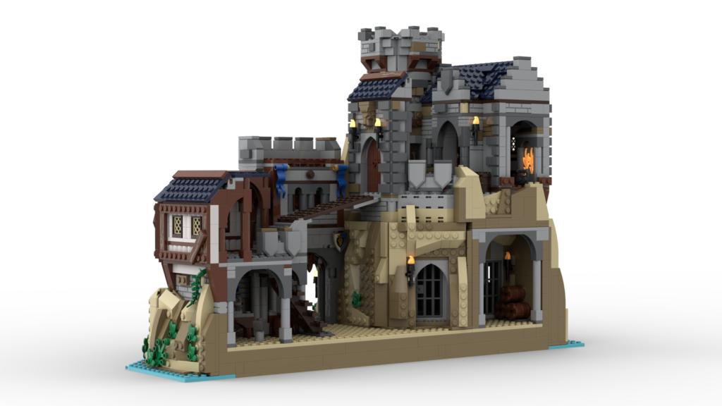 LEGO Ideas The Kings Castle 2