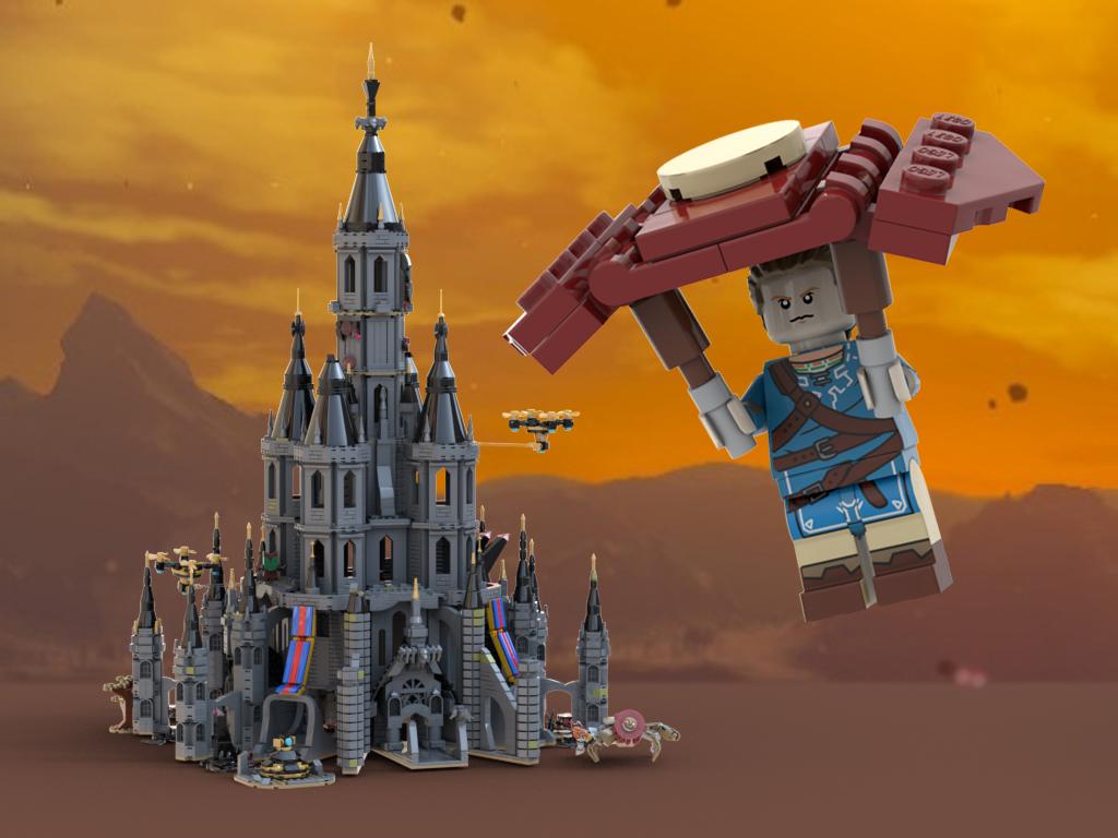LEGO Ideas The Legend Of Zelda 1