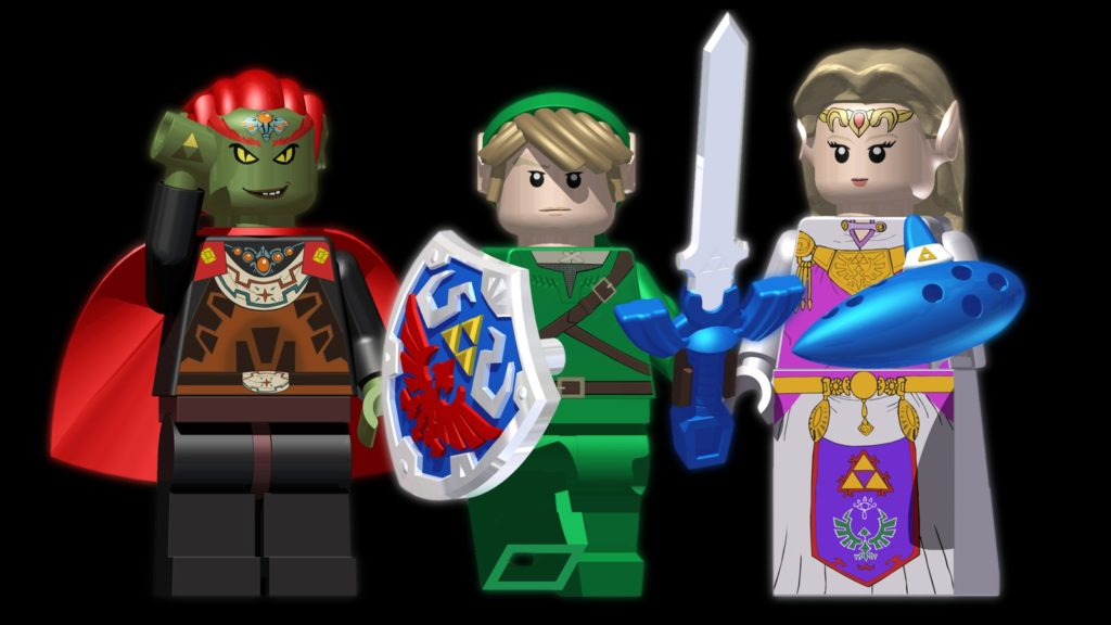 LEGO Ideas The Legend Of Zelda 3